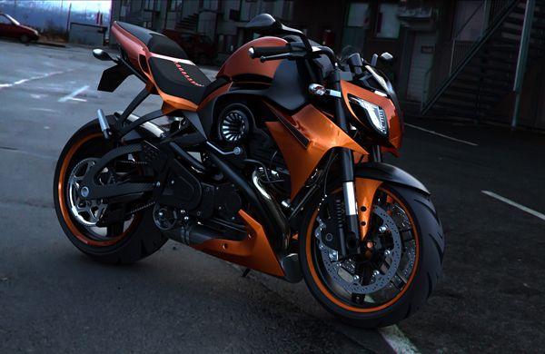 Ducati Hunter