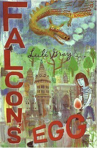 FALCON'S EGG by Luli Gray!