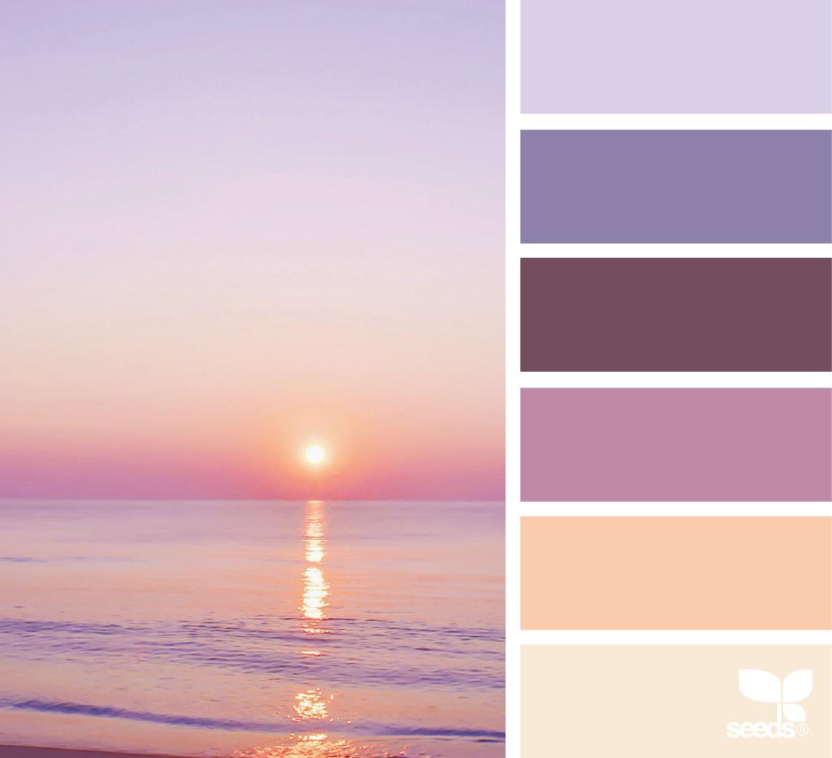 Setting Hues | Color | Pinterest | Design seeds, Color pallets and ...