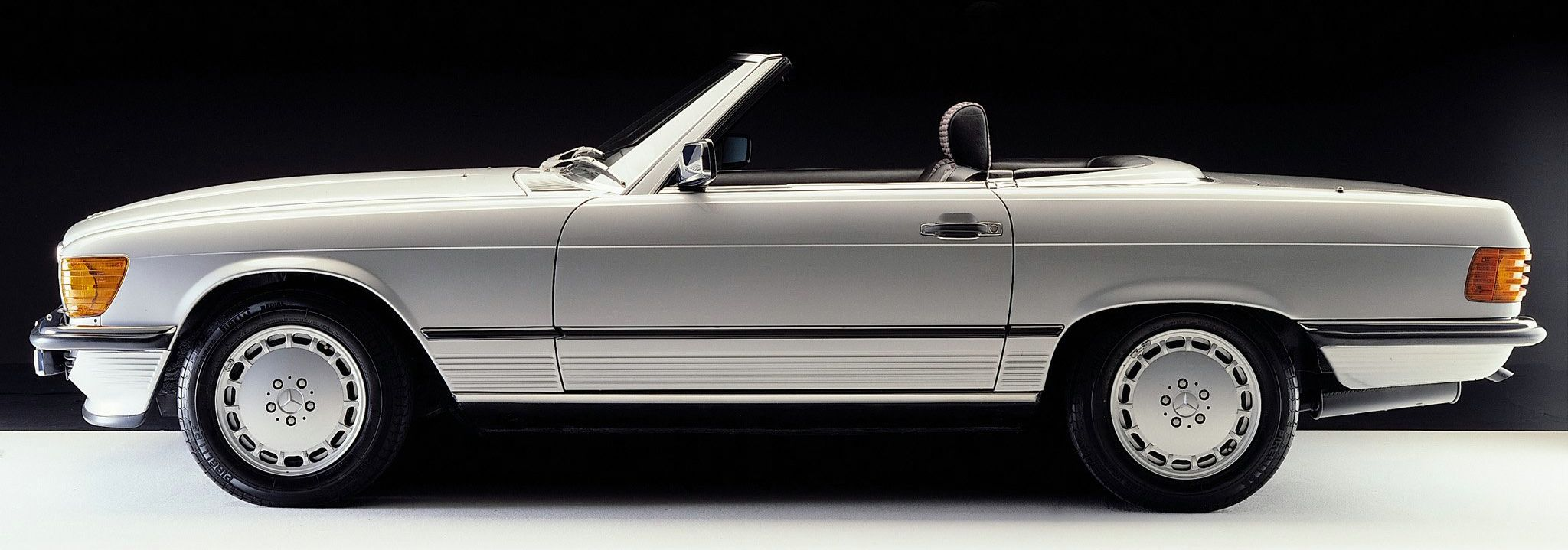 Read all about our classic car of the month - the Mercedes-Benz SL ...