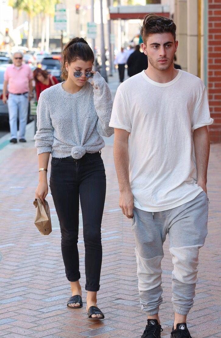 Sofiarichiefashionstyle April 14 2015 Sofia Richie And Jake Andrews Out And About In Beverly