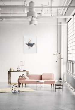 "apefurniture: "" nothingtochance: "" Styling By BOLIA "" .pink. """