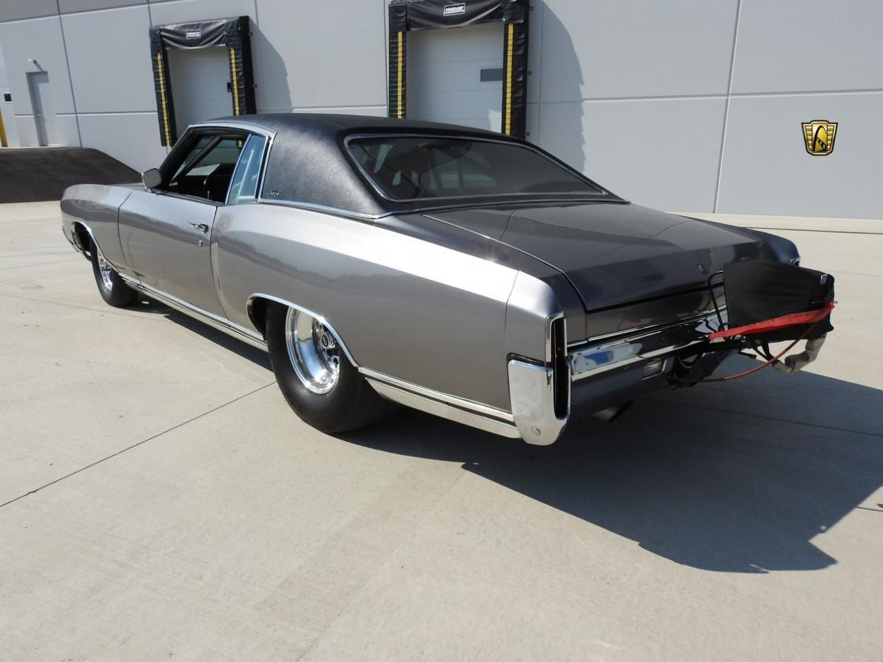 1970 Chevrolet Monte Carlo For Sale Classiccars Com Cc 917026