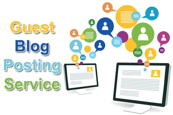Guest Posting Services In 2020 Blogging Services Content Marketing Strategy Website Design Company