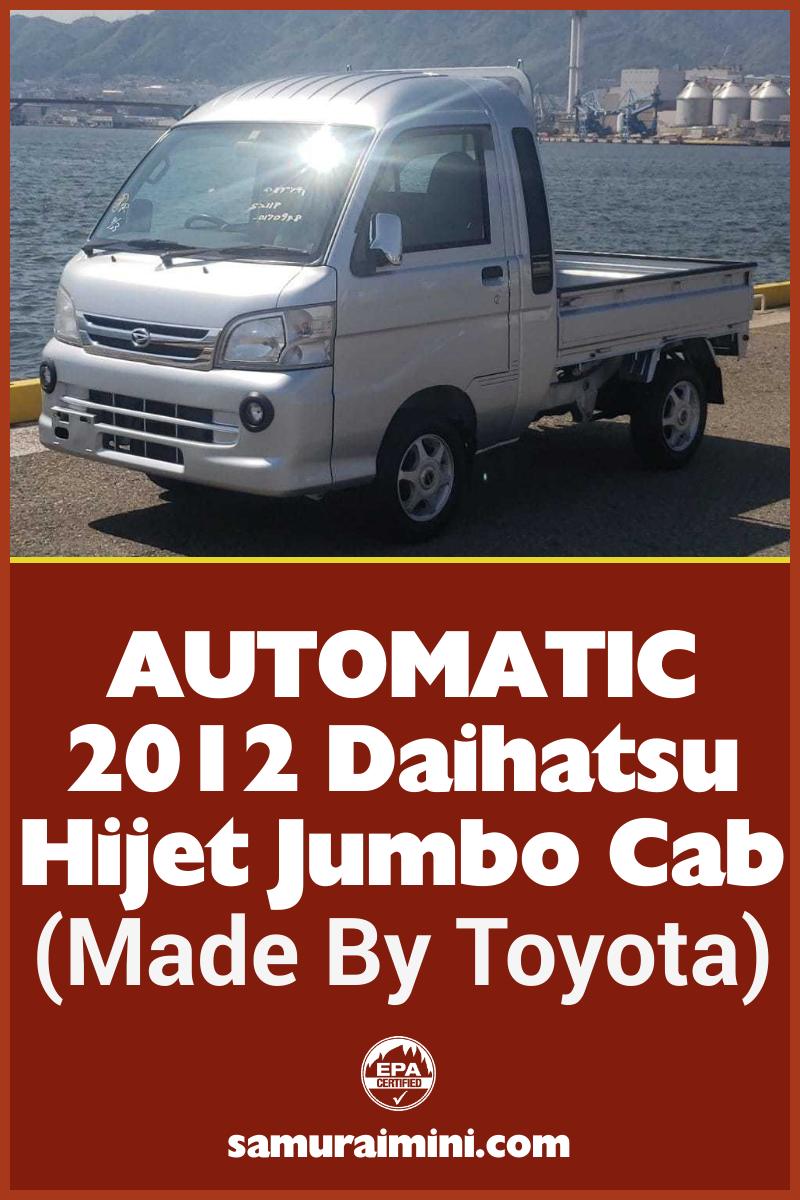 Daihatsu Hijetdumbo
