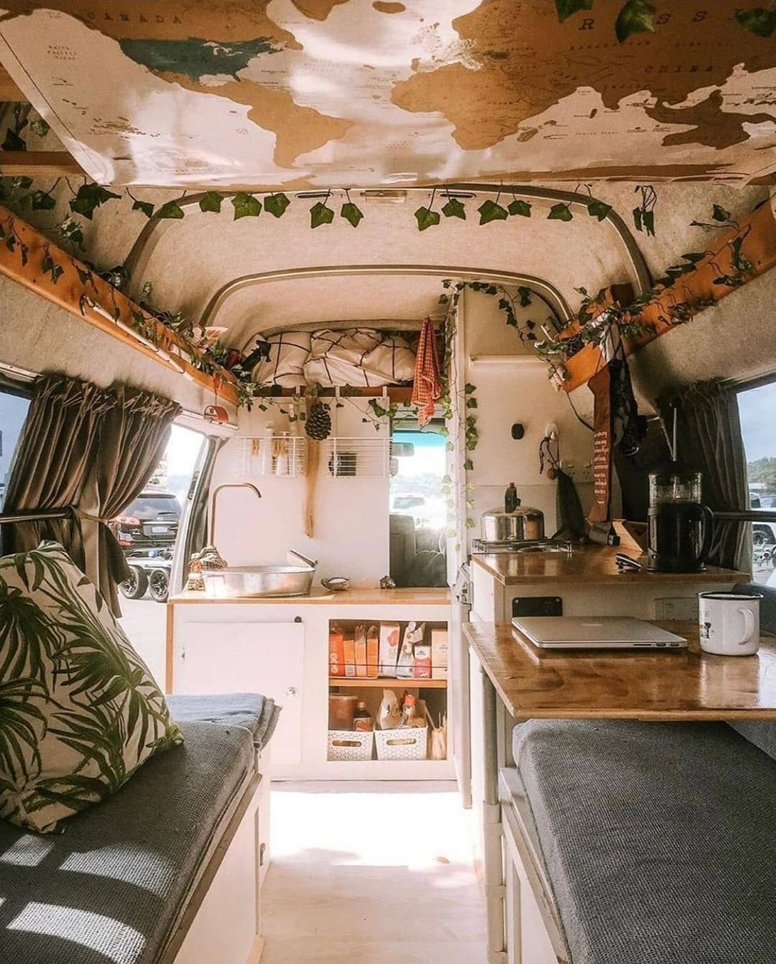Photo of 21 Ideen für Ihr Camper Interior Design