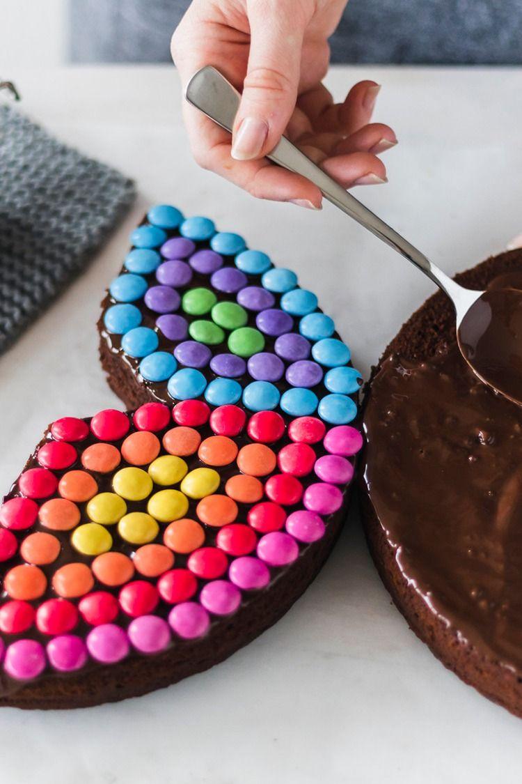 Schmetterlingskuchen Zum Kindergeburtstag Rezept Schmetterling Kuchen Kuchen Schmetterlingskuchen
