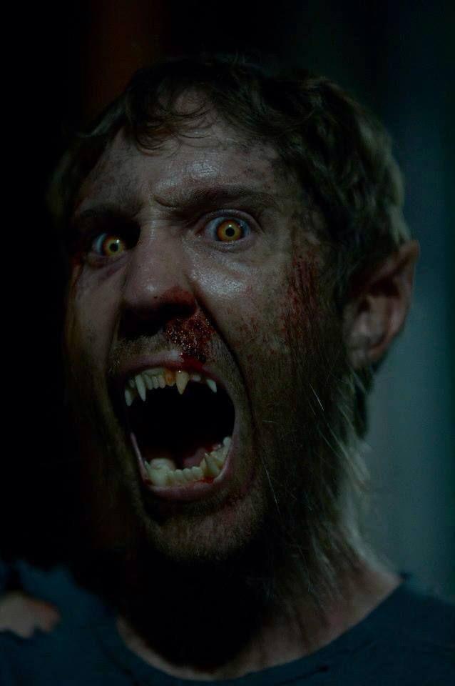 My Werewolf Transformation werewolf Pinterest Hombres lobo - maquillaje de vampiro hombre