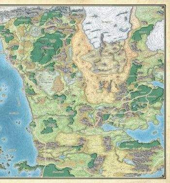 Scag 5 Sword Coast Map Fantasy Maps In 2019 Pinterest Fantasy