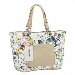 David Jones Torebka Shopper W Kolorowe Kwiaty Tote Bag Tote Bags