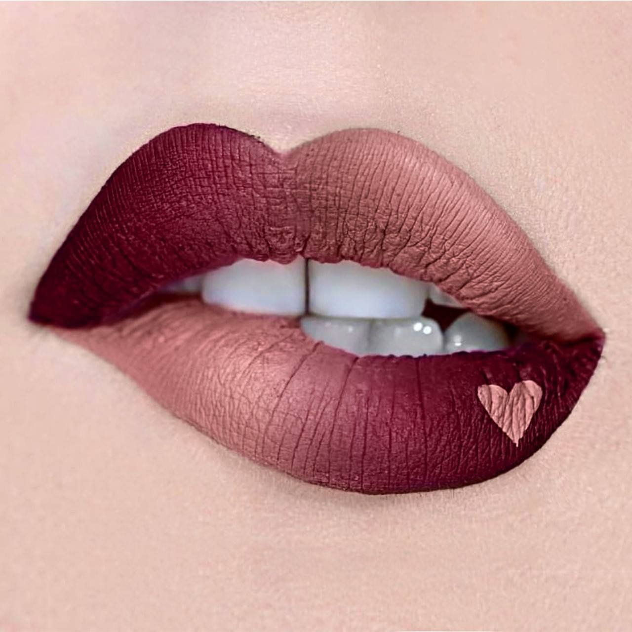 """So Susan Cosmetics on Twitter: """"A beautiful ombré created with our Liquid Matte…"""