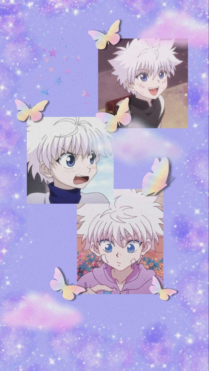 Cute Killua Wallpaper Cute Anime Wallpaper Anime Wallpaper Anime Wallpaper Iphone