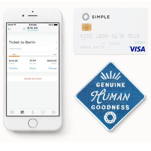 everything you need to know about simple online banking