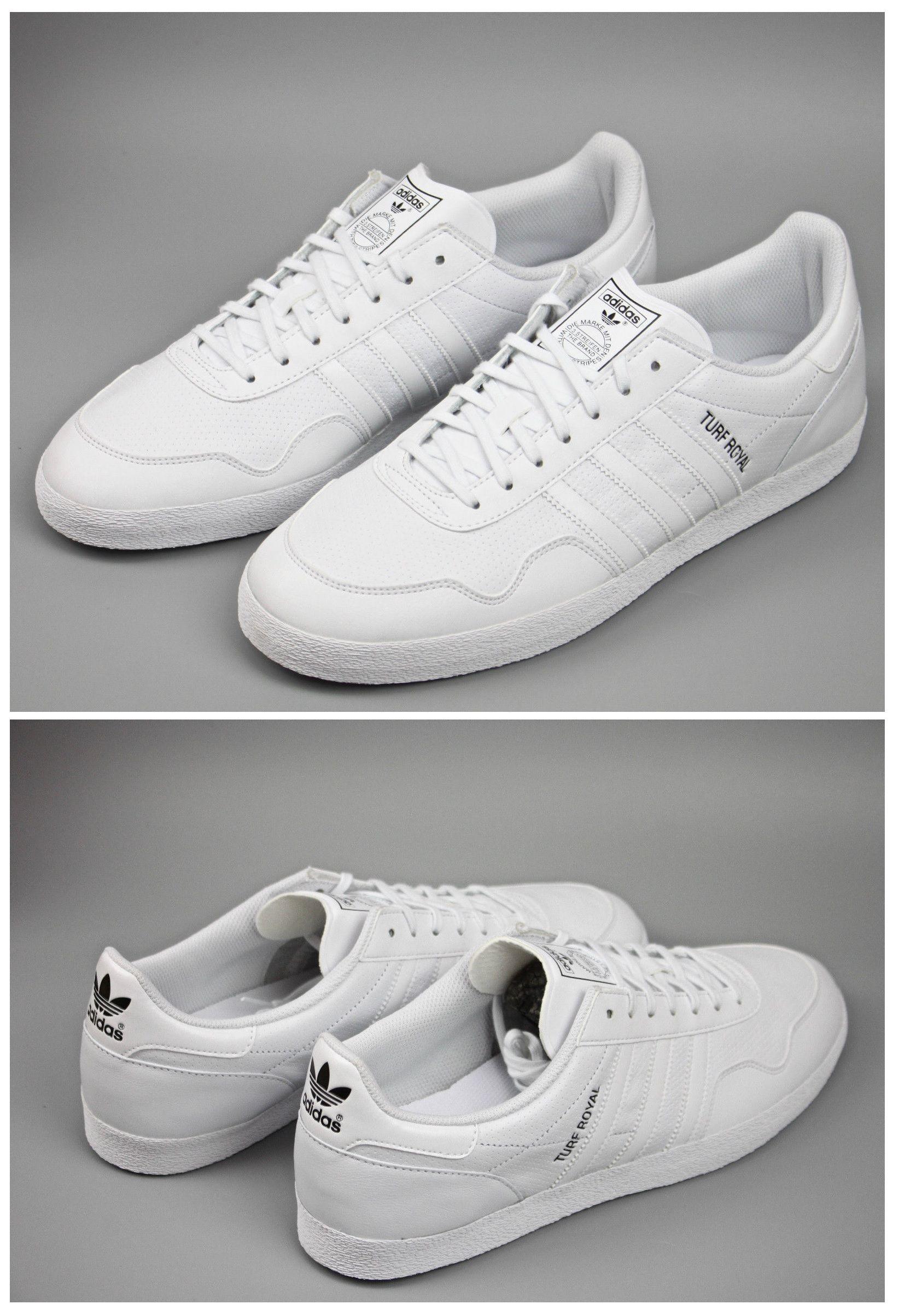 timeless design c051c a3bd8 adidas Originals Turf Royal  White