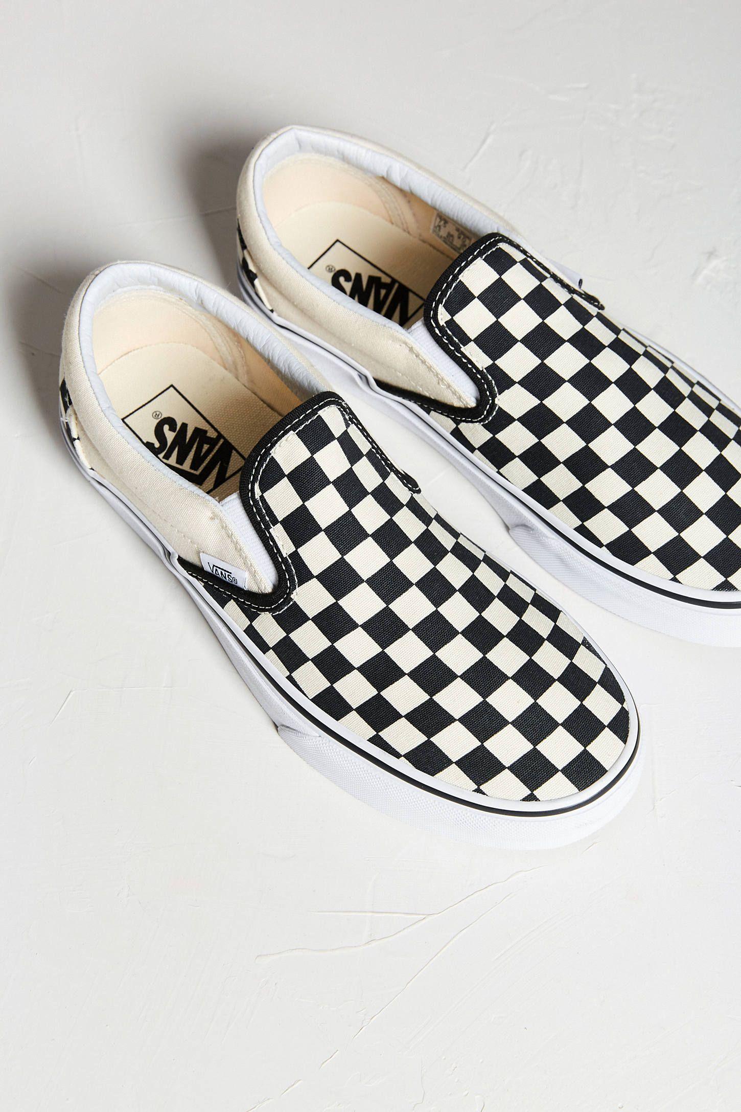 a5e602133a0 Vans Checkerboard Slip-On Sneaker in 2019 | WISHLIST - Vans ...