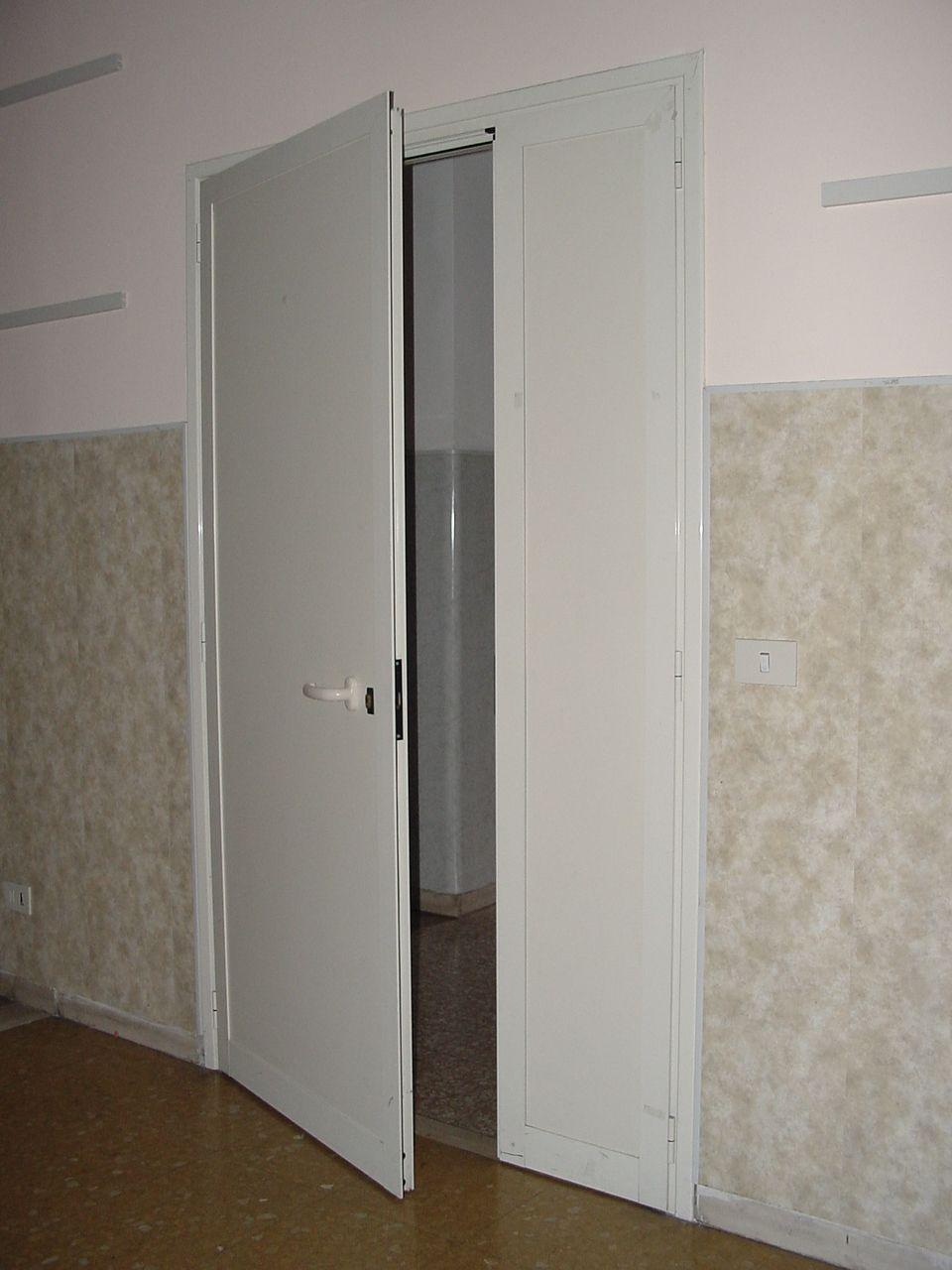 porte interne in alluminio per scuole e ospedali porte interne