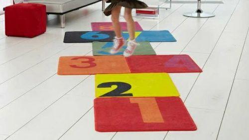 Teppich für Kinder 14 bunte Ideen für Kinderzimmer