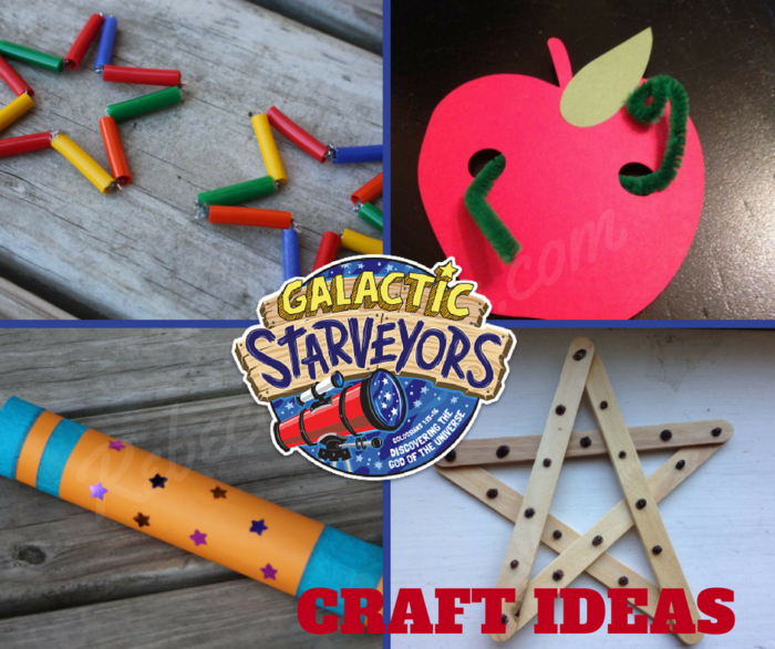 Ordinary Vacation Bible School Craft Ideas Kids Part - 2: Lifeway Galactic Starveyors VBS 2017 Alternative Craft Ideas. These Ideas  Are Easy And Inexpensive And