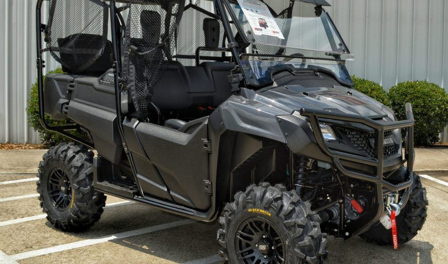 Jeeps For Sale In Tn >> 2016 Honda Pioneer 700-4 Accessories Review | Discount