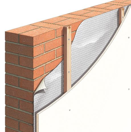 Thermal economics guide to solid wall insulation thermal for Stone wall insulation