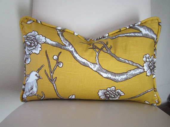 Decorative Designer Pillow coverDesigner Fabric by KATHLEENANNHOME, $32.00