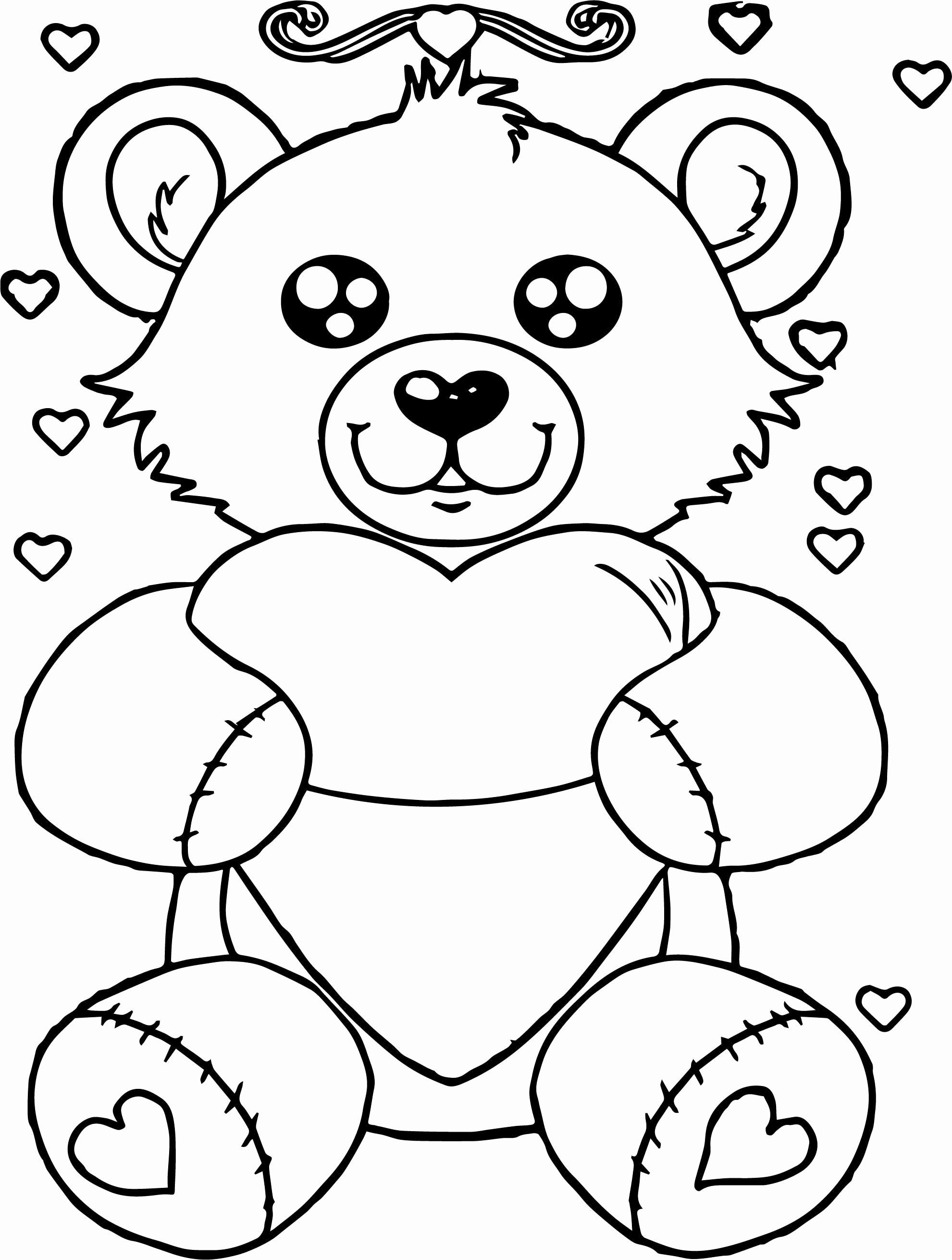 Rainbow Heart Coloring Page Di 2020