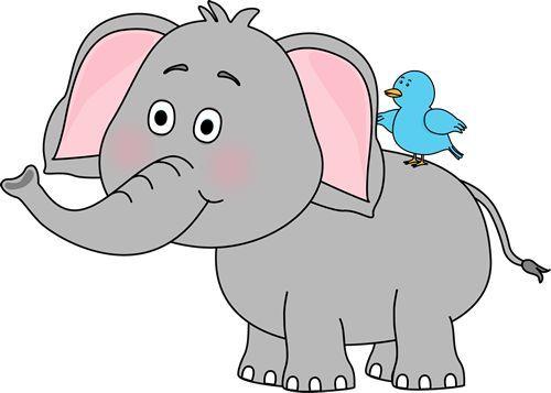 Viola Clip Art | Cute Elephant Clip Art | Elephant and ...