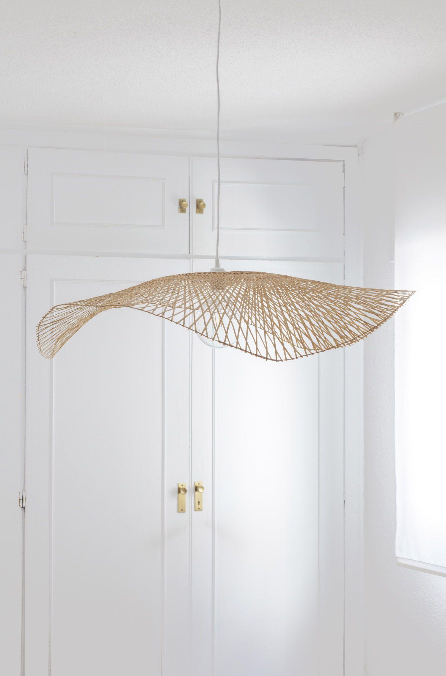 Pantalla Para Lampara De Techo De Bambu Flyga Lamparas De Techo Techo De Bambu Pantallas De Lamparas De Techo