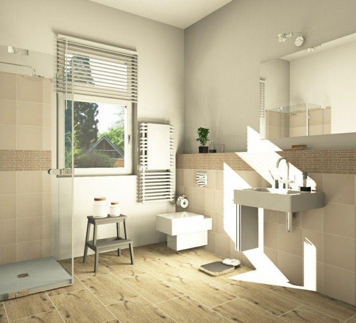 helle metro fliesen fürs badezimmer Badezimmer - Waschbecken - bilder fürs badezimmer