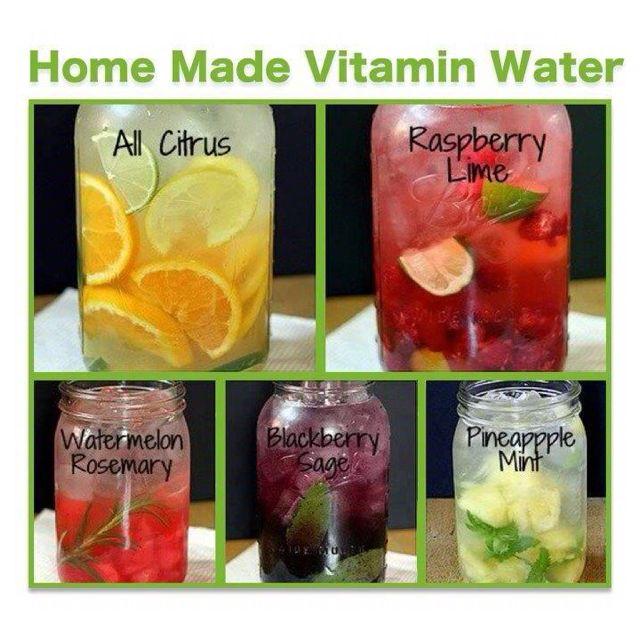 Drink more water | Recettes à base d'eau, Boissons