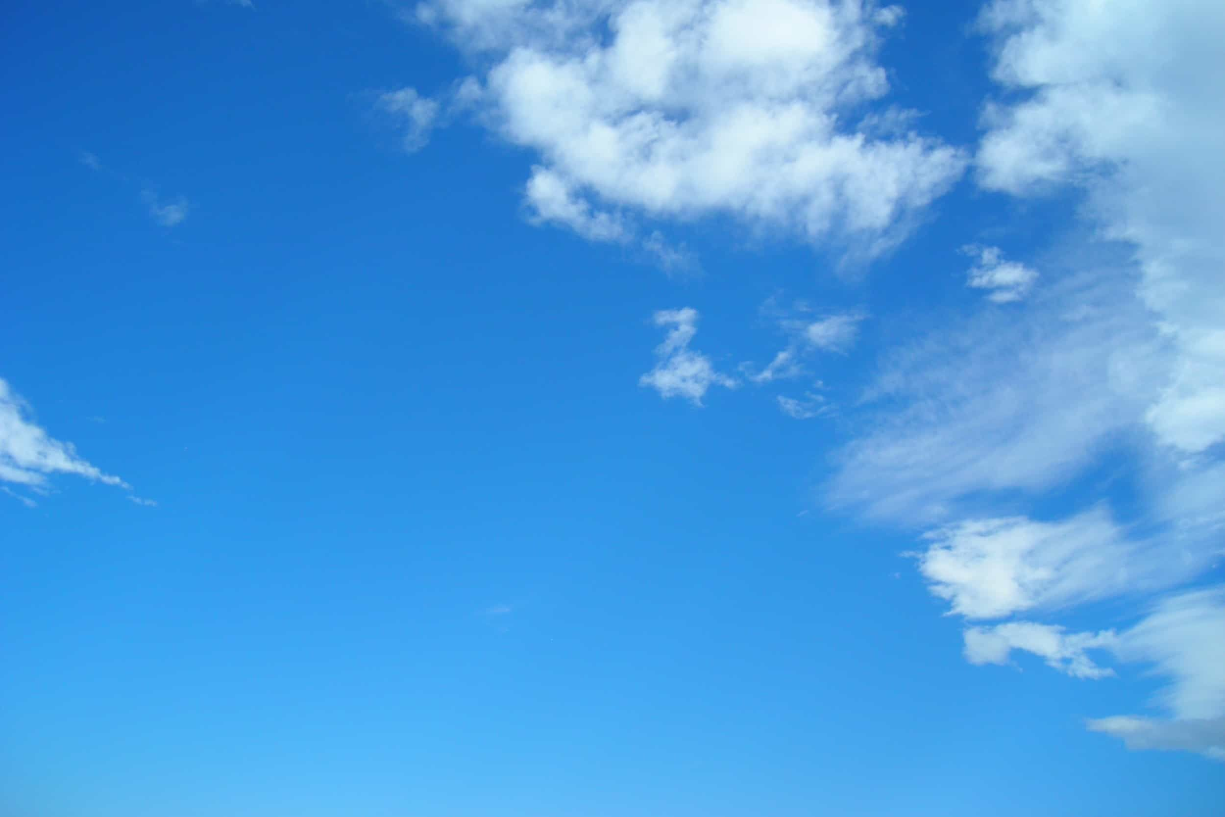 Azul Blanca Cielo Naturaleza Nubes 1080p Wallpaper Hdwallpaper Desktop In 2020 Blue Sky Wallpaper Blue Sky Clouds