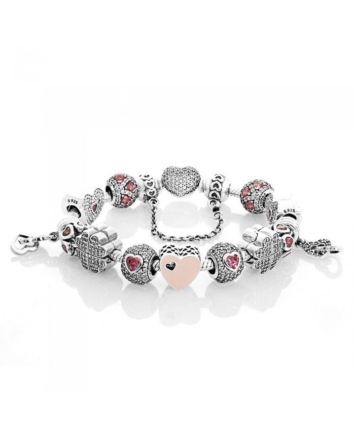 b82ed5d1dced Captivated Love Complete Bracelet - pandora bracelet and charms ...