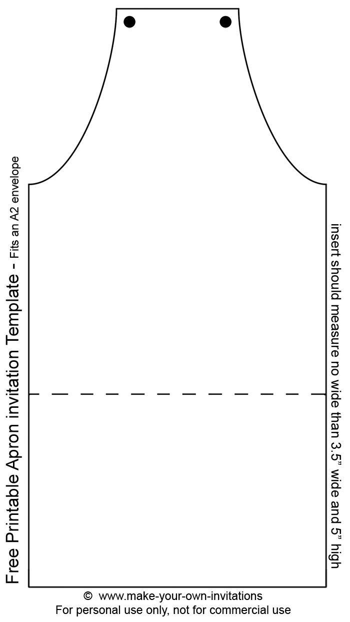apron-invitation-template-1.jpg 700×1,243 pixels | Card ideas ...