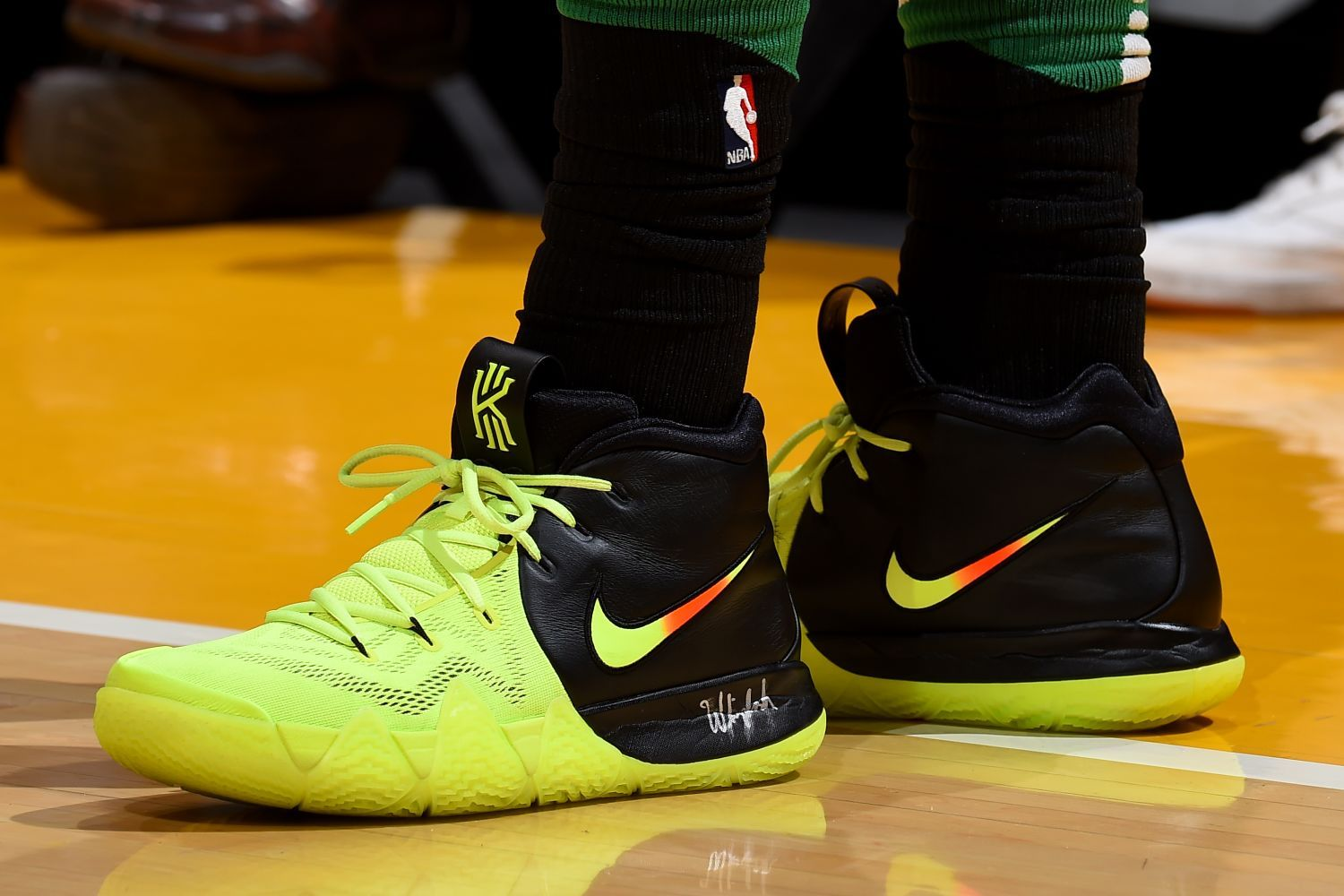 8acb2a2db79 Who had the best sneakers of Week 15 in the NBA