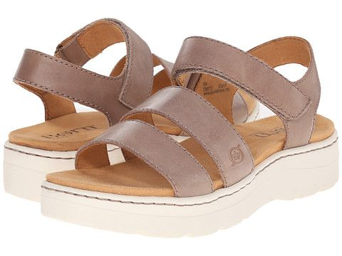 b01d051c1a46 Born Bastille Taupe Full Grain Leather - Zappos.com Free Shipping BOTH Ways