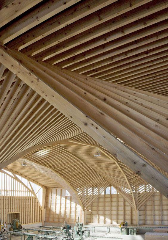 Ja u remarkable japanese timber structures fumiko misawa masahiro inayama kitazawa - Japanese remarkable ...
