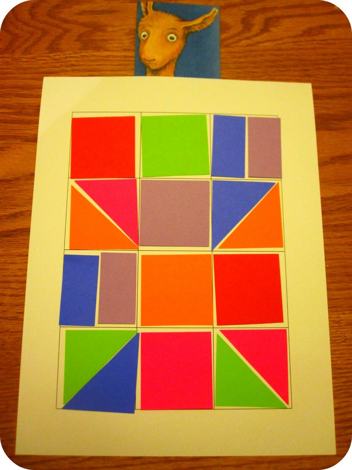 Read For The Record Shape Quilt