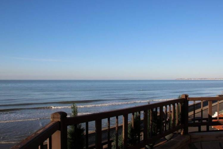 A vendre villa bord de mer trouville sur mer 14360 for Achat maison calvados bord de mer