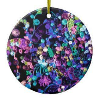 Jardim Noturno Ceramic Ornament