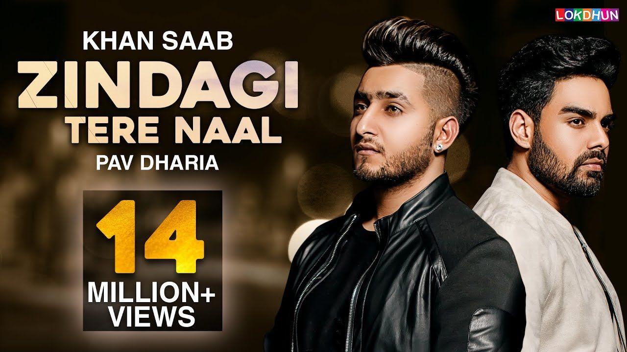 Zindagi Tere Naal Saddest Songs Songs Saab