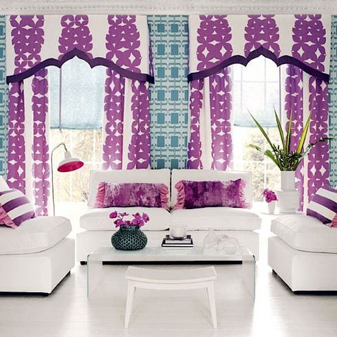 LUV DECOR: #20 OUR DREAMS CAN BE... PURPLE!!!
