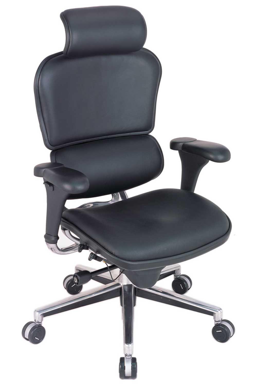 Eurotech ergohuman leather high back ergonomic office