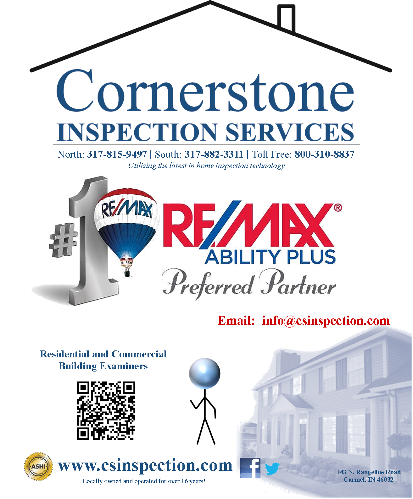 Homeinspection Remax Indiana New Re Max Ability Plus Preferred Partner Flyer Home Inspection Remax Indiana