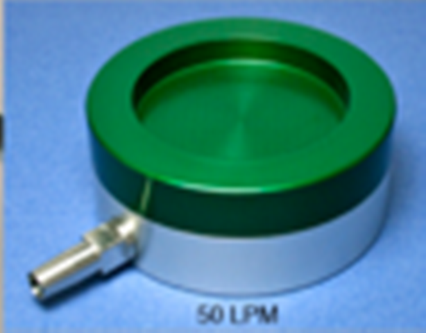 Remote Autoclavable Sampler (RAS) Microbial Sieve