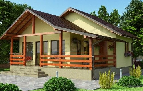 Firma noastra executa case zidarie din caramida sau bca for Case din lemn pret 5000 euro