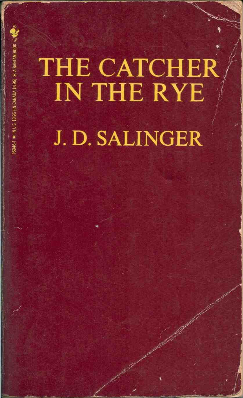 Essay Mahatma Gandhi Catcher In The Rye Is One Of My All Time Favorite Books Holden Caulfield  Has To Be One Of The Most Interesting Literary Characters Ever Written An Inspector Calls Essay Questions also What Is Exemplification Essay Catcher In The Rye  Google Search  Heart And Spine  Pinterest  Fight Club Essays