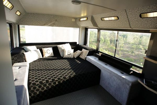 Two Israeli Women Picked Up An Old Bus From A Scrap Yard Near Their Home In Sharon Israel And Totally Transformed It Into Affordable Living Space With
