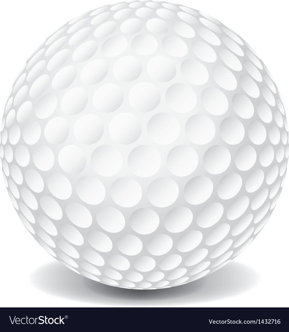 Golf Ball Royalty Free Vector Image Vectorstock Ad Royalty Ball Golf Free Ad Golf Ball Vector Free Malaysian Flag