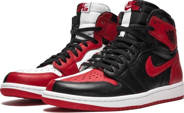 Air Jordan 1 Retro High Og Nrg Homage 2 Home Non Numbered