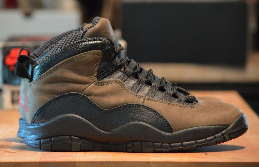 6cb8c56631b257 The Air Jordan 10 Dark Shadow is expected to receive the retro treatment on  April 2nd